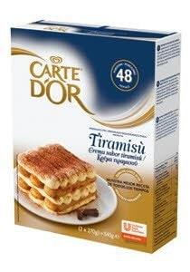 Carte D' Or Μείγμα για Κρέμα Τιραμισού 490 gr -
