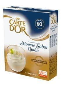 Carte D' Or Μους Λεμόνι 564 gr -