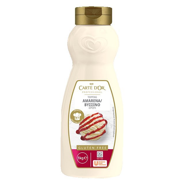 Carte D' Or Σιρόπι Βύσσινο 1kg -