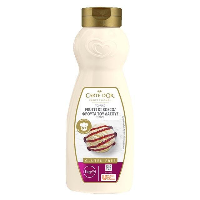 Carte D' Or Σιρόπι Φρούτα του Δάσους 1 kg -