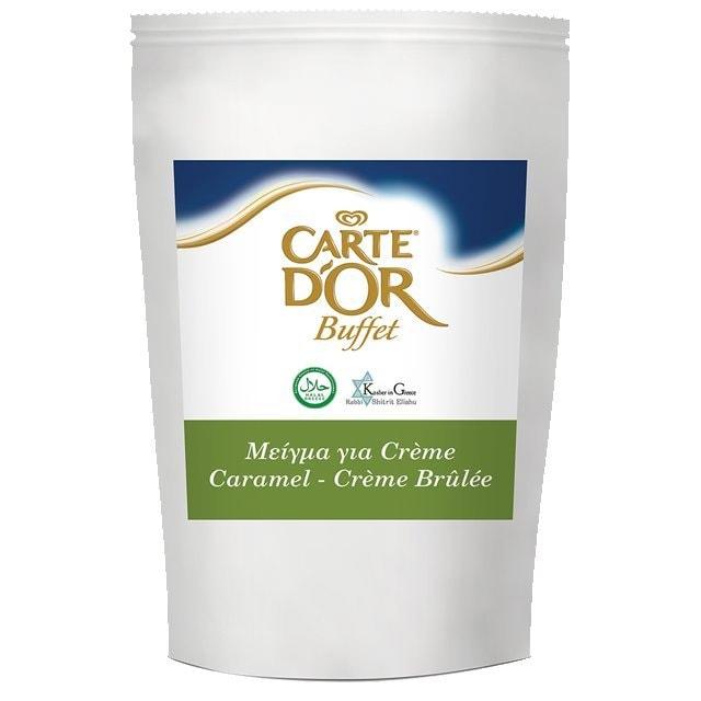 Carte D' Or Buffet Μείγμα για Crème Caramel - Crème Brûlée 10 kg