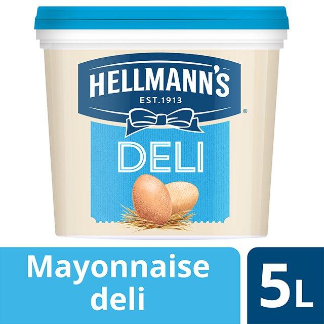 Hellmann's Μαγιονέζα Deli 5 lt -