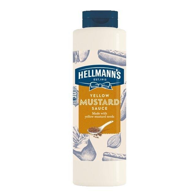Hellmann's Μουστάρδα 880 gr