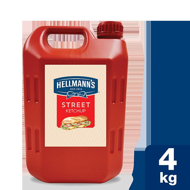 Hellmann's Street Κέτσαπ 4 kg
