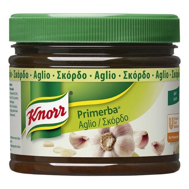 Knorr Primerba Πάστα Σκόρδο 340 gr -