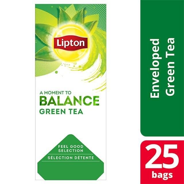 Lipton Πράσινο Τσάι 25 Φακελάκια -