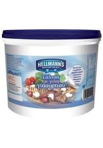 Hellmann's  Σάλτσα Γιαουρτιού 3 lt -