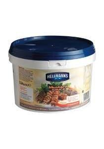Hellmann's  Σάλτσα Μουστάρδα 3 lt -