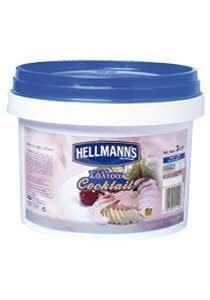 Hellmann's  Σάλτσα Cocktail 3 lt -