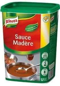 Knorr Αφυδατωμένη Σάλτσα Μαδέρα 800 gr -