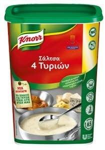 Knorr Αφυδατωμένη Σάλτσα 4 Τυριά 775 γρ -