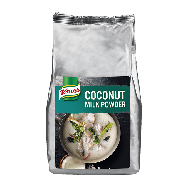 Knorr Αφυδατωμένο Γάλα Καρύδας 1 Kg - Αυθεντική, κρεμώδη γεύση για αλμυρά και γλυκά Ταϊλανδέζικα πιάτα
