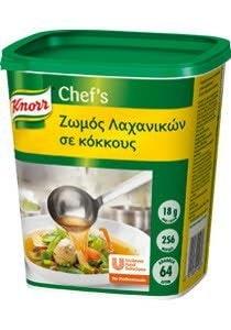 Knorr Ζωμός Λαχανικών σε Κόκκους 1,15 kg -