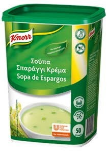 Knorr Σούπα Σπαράγγι Κρέμα 900 gr -