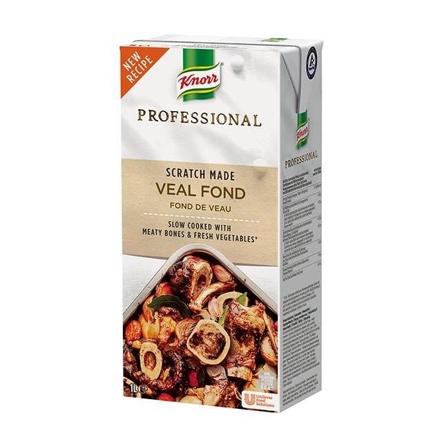 Knorr Fond Μοσχάρι 1 lt -