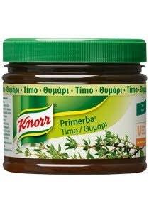 Knorr Primerba Πάστα Θυμάρι 340 gr -